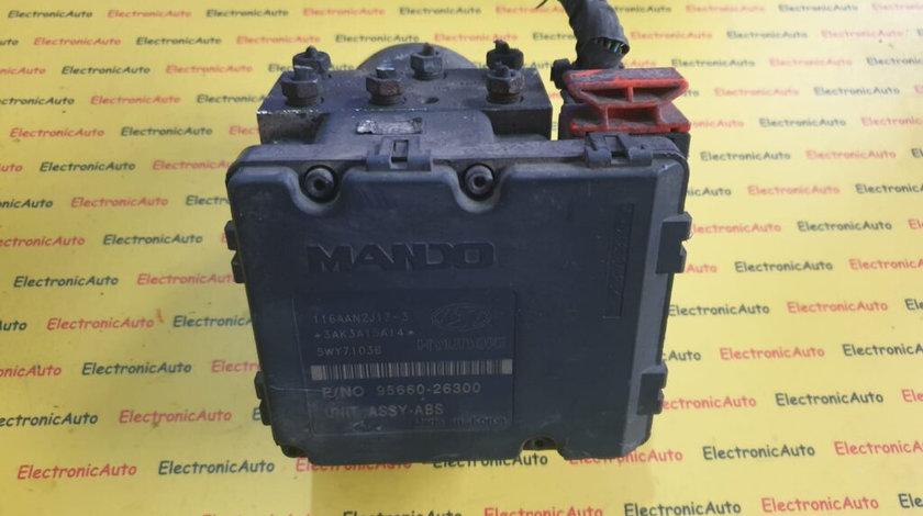 Pompa ABS Hyundai Santa Fe 9566026300,