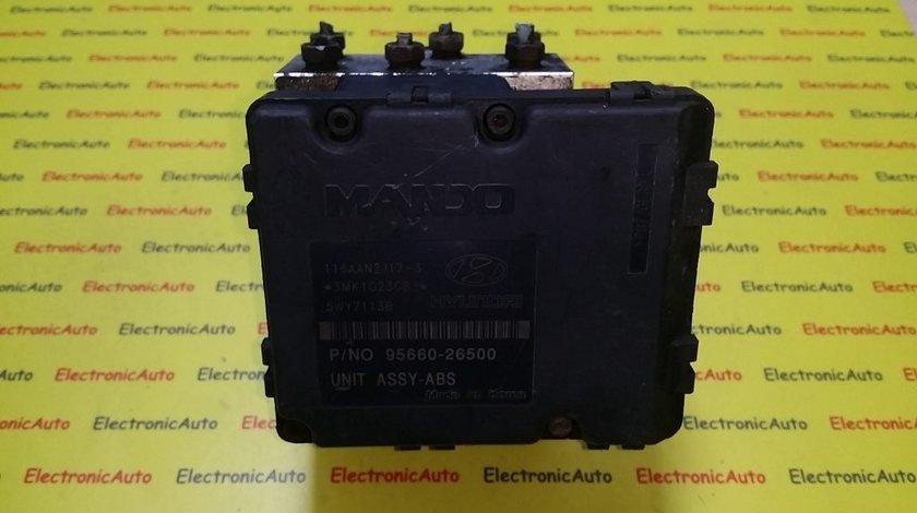 Pompa ABS Hyundai Santa Fe 9566026500