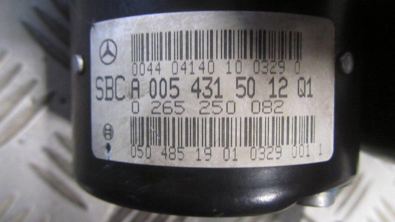 Pompa ABS Mercedes E-Class  270 2005 cod A0054315012