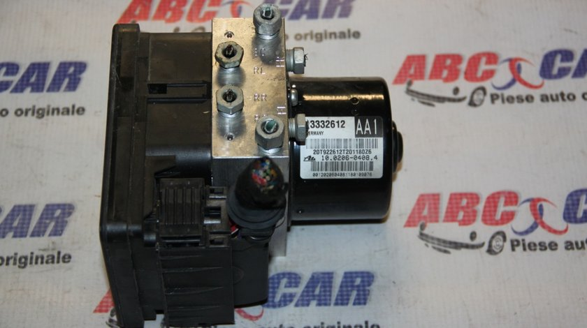 Pompa ABS Opel Astra J cod: 100960-45093 / 100206-04084 model 2012
