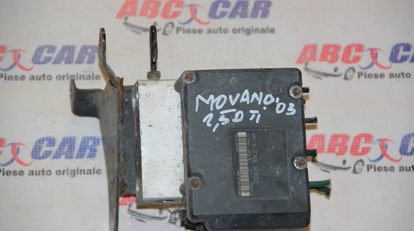 Pompa ABS Opel Movano 2.5 DCI cod: 10094614033 model 2003