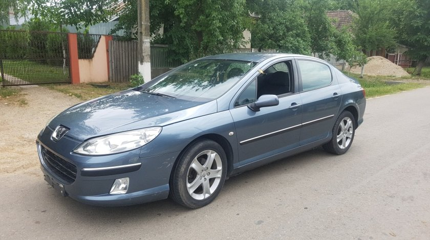 Pompa ABS Peugeot 407 2006 Berlina 2.0 hdi
