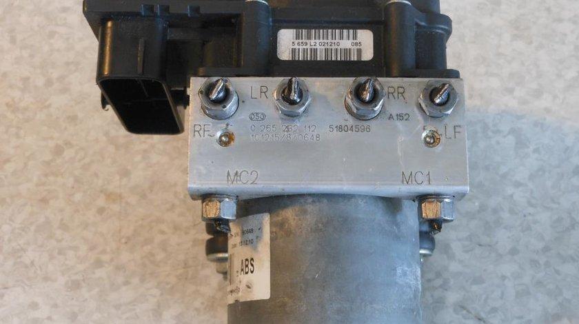 POMPA ABS Peugeot Boxer  Fiat Ducato Jumper cod : ABS 0265232112 / 51804596