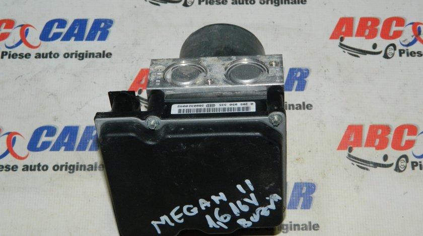 Pompa ABS Renault Megane 2 1.6 16V cod: 0265234000