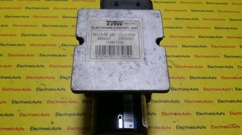 Pompa ABS Renault Trafic 8200511146, 15113903D