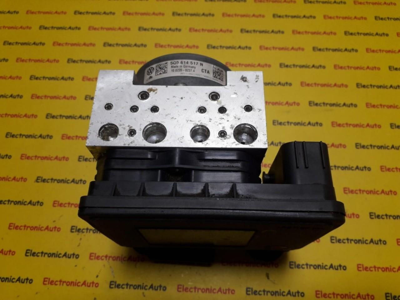 Pompa ABS VW Golf 7 5Q0907379P, 5Q0614517N