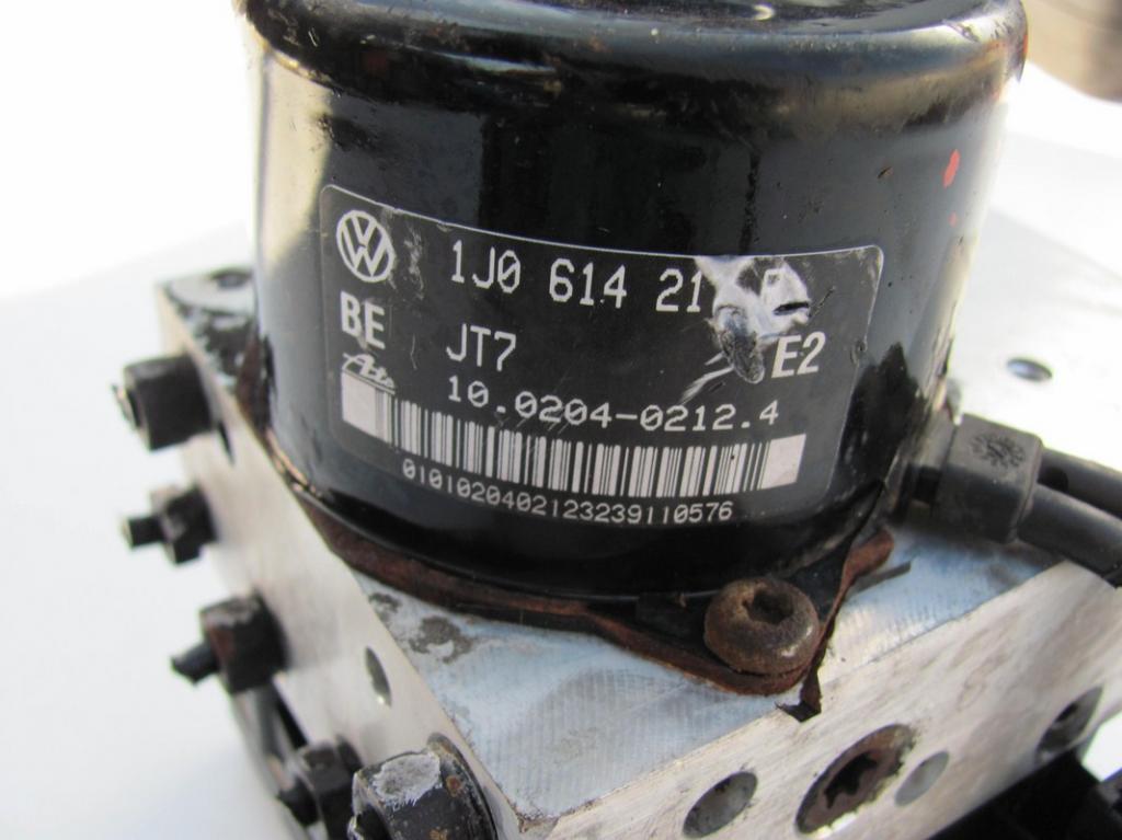 POMPA ABS  VW GOLF IV 4 1.9 TDI 1J0614217E
