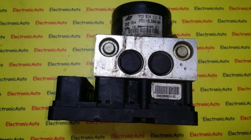 Pompa ABS Vw Sharan, Ford Galaxy 7M3907379D, 3M212L580BA