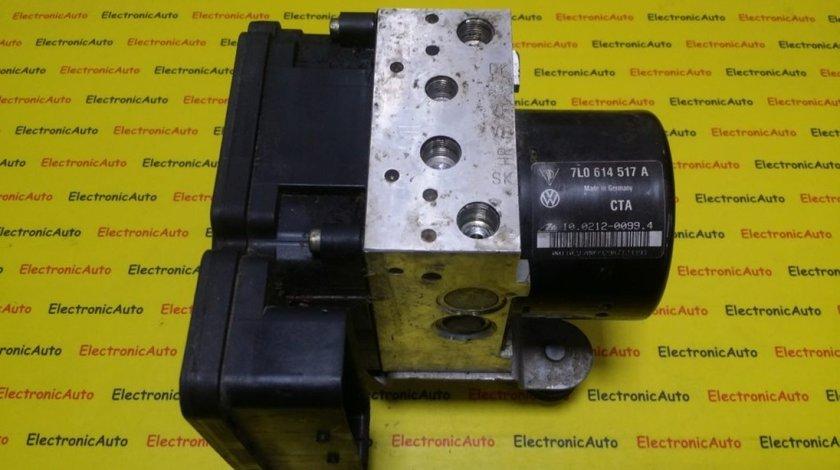 Pompa ABS Vw Touareg, 7L0614517A, 7L0907379L, 10092603113, 10021200994