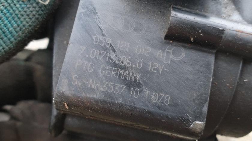 Pompa Apa Auxiliara Electrica Audi A6 C6 3.0TDI Caddy 239CP 2009-2011