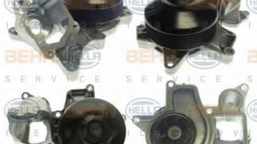 pompa apa BMW X1 E84 HELLA 8MP 376 807-571