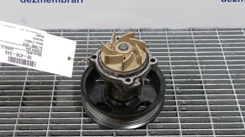 POMPA APA OPEL CORSA D 1.4 LPG Benzina/Autogaz (GPL) (2006 - 07-2019-01)