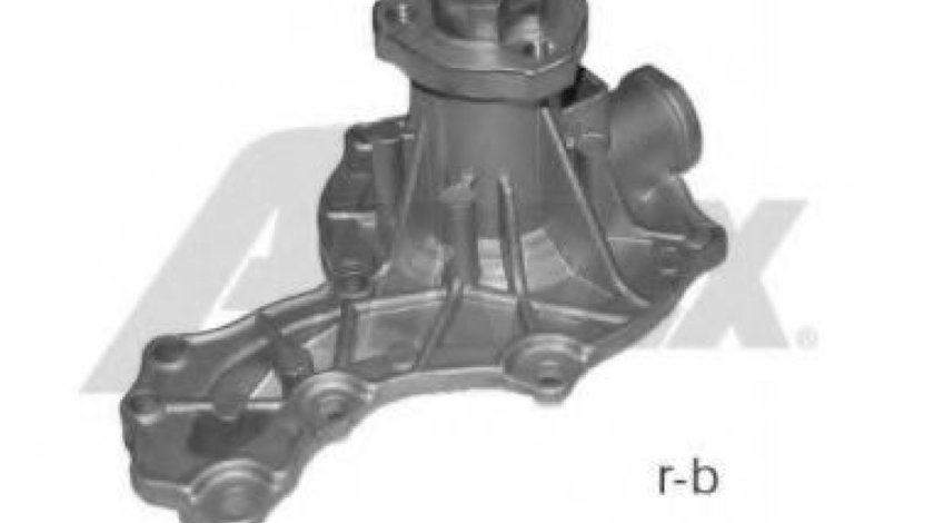 Pompa apa VW GOLF III Cabriolet (1E7) (1993 - 1998) AIRTEX 1609 produs NOU