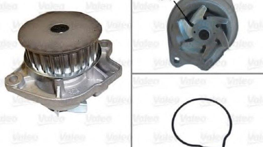 Pompa apa VW GOLF VI Variant (AJ5) (2009 - 2013) VALEO 506576 produs NOU