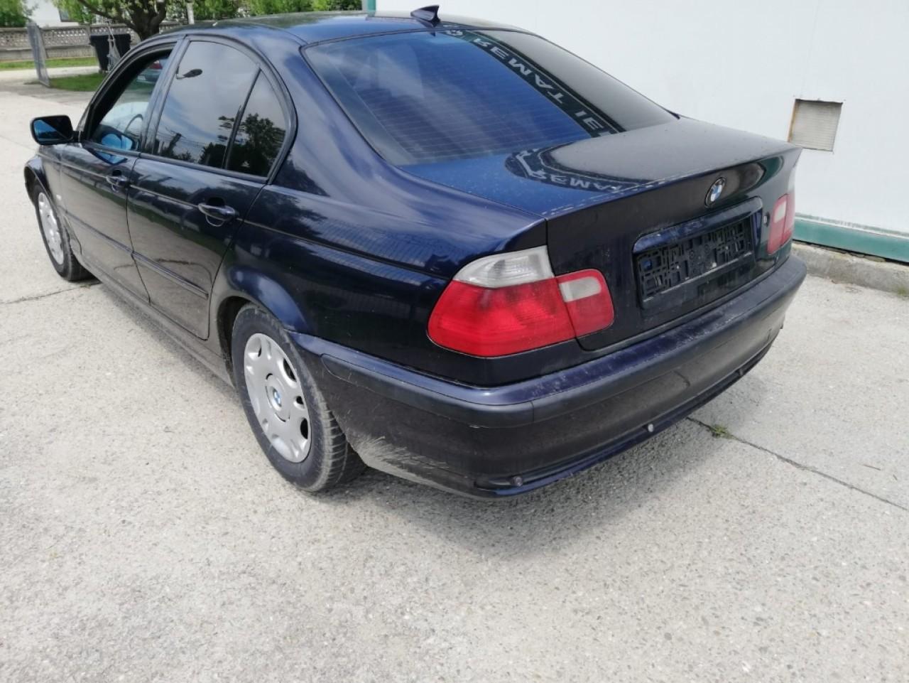 POMPA BENZINA COMPLETA COD 228.222/009/002 BMW SERIA 3 E46 316i FAB. 1998 – 2005 ⭐⭐⭐⭐⭐