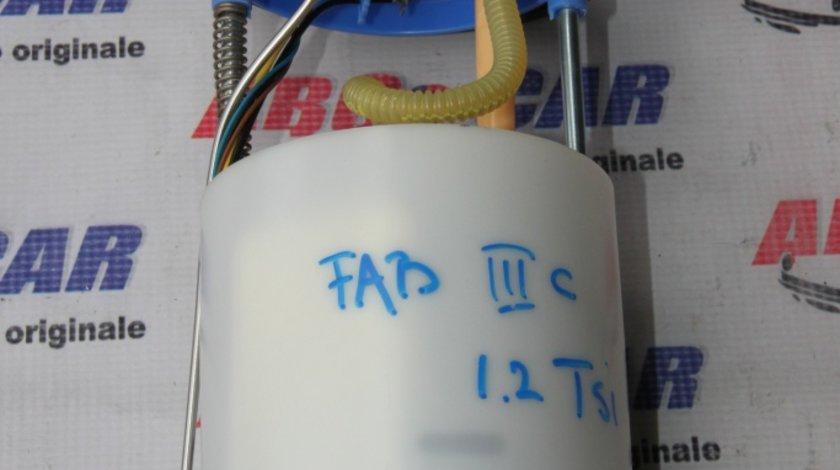 Pompa benzina din rezervor Skoda Fabia 3 NJ 1.2 TSI cod: 6R0919051N model 2015