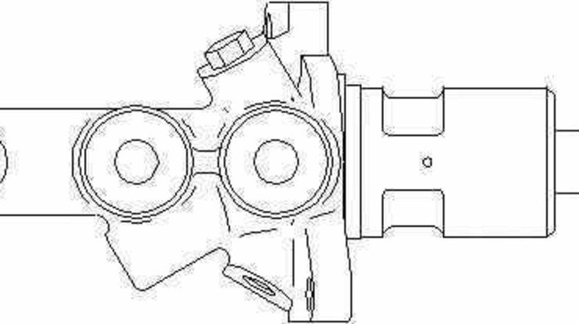 Pompa centrala frana MERCEDES-BENZ C-CLASS W202 TOPRAN 400 710