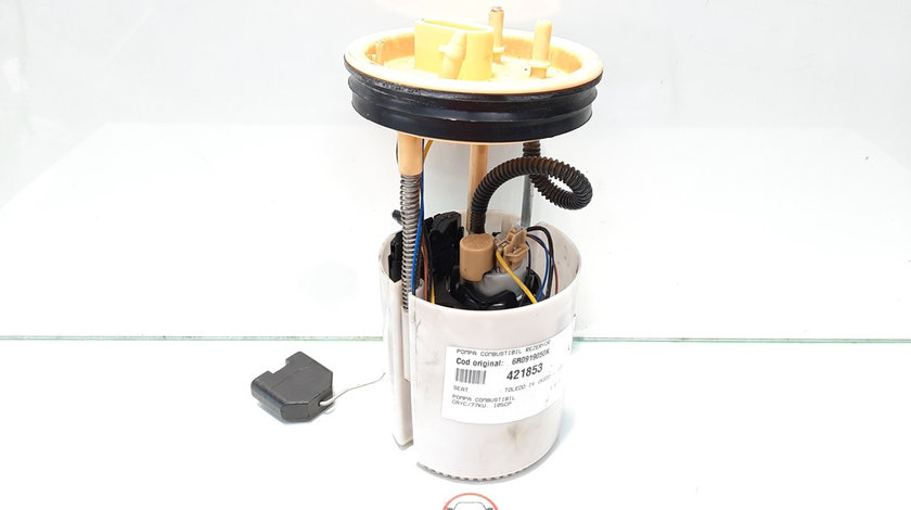 Pompa combustibil rezervor, Skoda Fabia 2 (5J, 542) [Fabr 2007-2014] 1.6 tdi, 6R0919050K