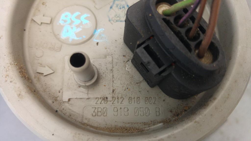 Pompa combustibil rezervor skoda superb 2.0 tdi bss 3b0919050b