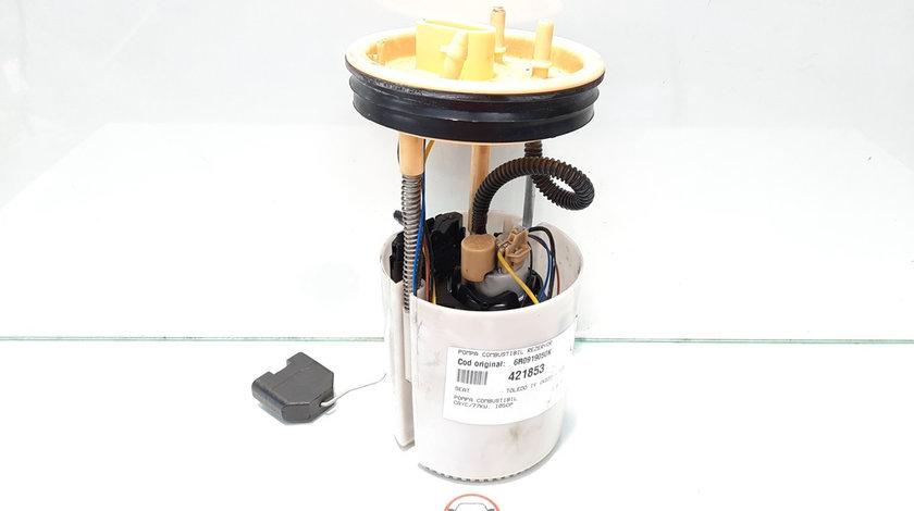 Pompa combustibil rezervor, Vw Golf 5 Plus (5M1) [Fabr 2005-2008] 1.6 tdi, 6R0919050K