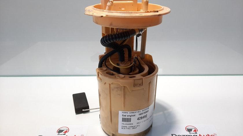 Pompa combustibil rezervor, Vw Golf 5 Variant (1K5) [Fabr 2007-2009] 1.9 tdi, BLS, 1K0919050D (id:428492)