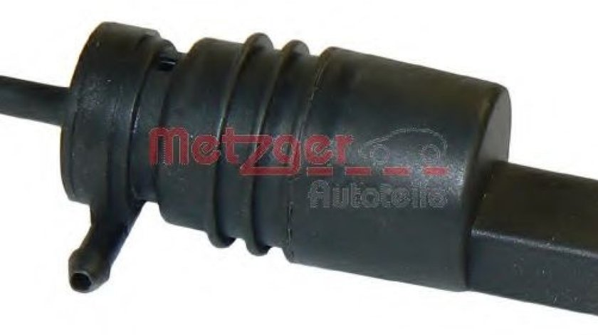 Pompa de apa,spalare parbriz BMW Seria 3 (E46) (1998 - 2005) METZGER 2220019 piesa NOUA