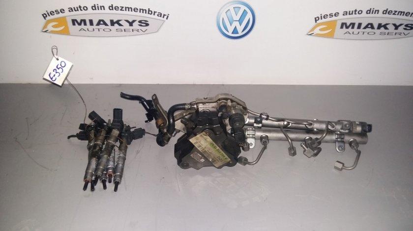 Pompa de injectie + injectoare Mercedes E-class W212 2009-2012