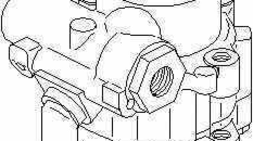 Pompa hidraulica servodirectie VW GOLF III Variant 1H5 TOPRAN 112 447