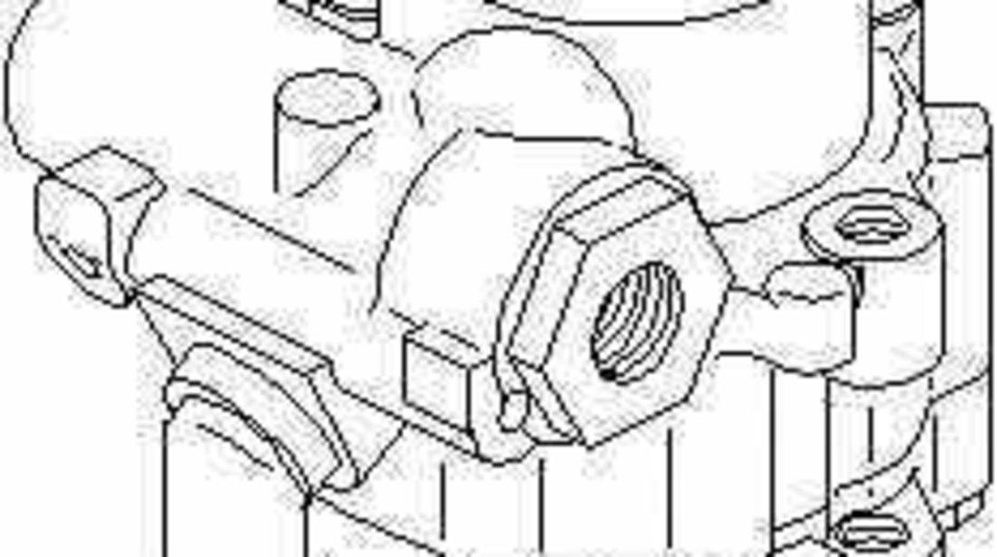 Pompa hidraulica servodirectie VW NEW BEETLE 9C1 1C1 TOPRAN 112 447