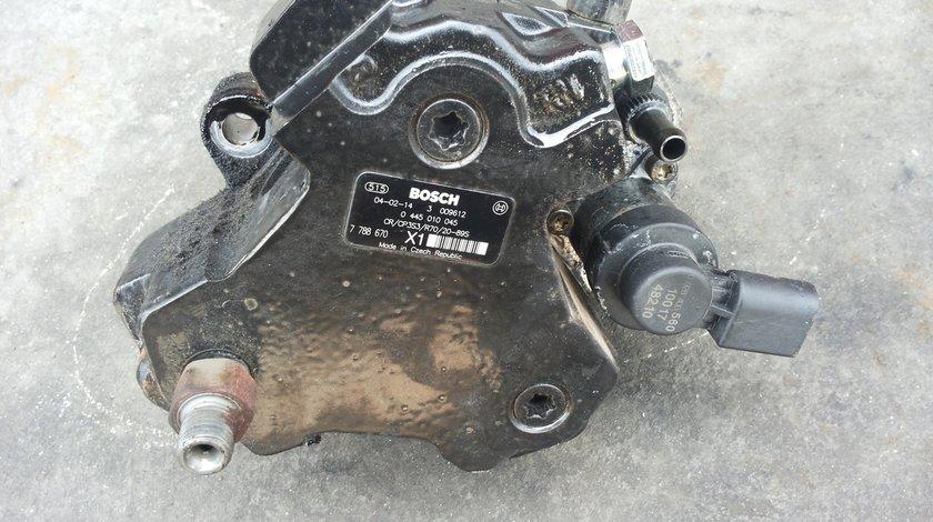 Pompa inalta 0445010045  BOSCH 7788670  pentru BMW E46 tip motor 204D4