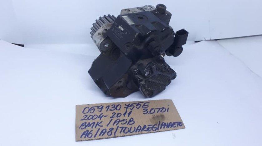 Pompa inalta / injectie Audi A6 4F C6 / A4 B7 / A8 4E D3 cod: 059130755E 2.7 tdi / 3.0 tdi 2003-2010