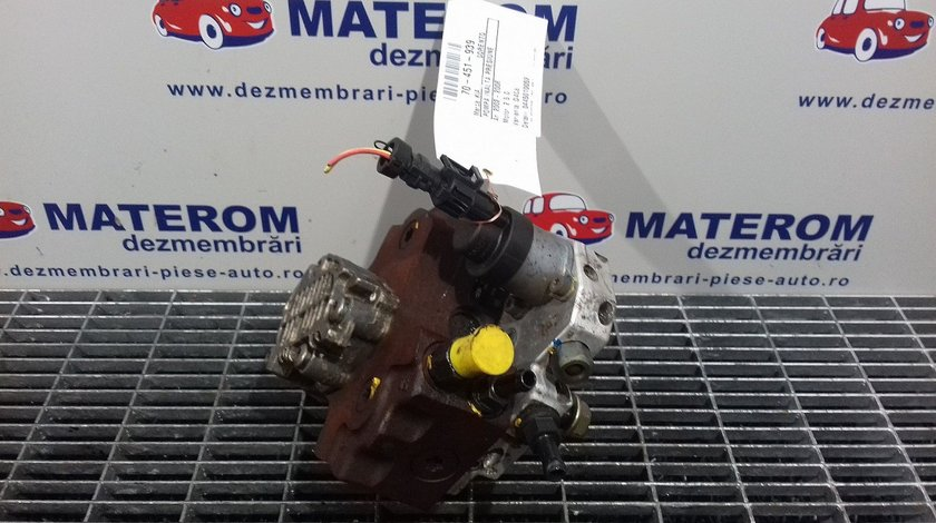 POMPA INALTA PRESIUNE KIA SORENTO I (JC) 3.8 V6 4WD benzina (2002 - 08-2019-01)