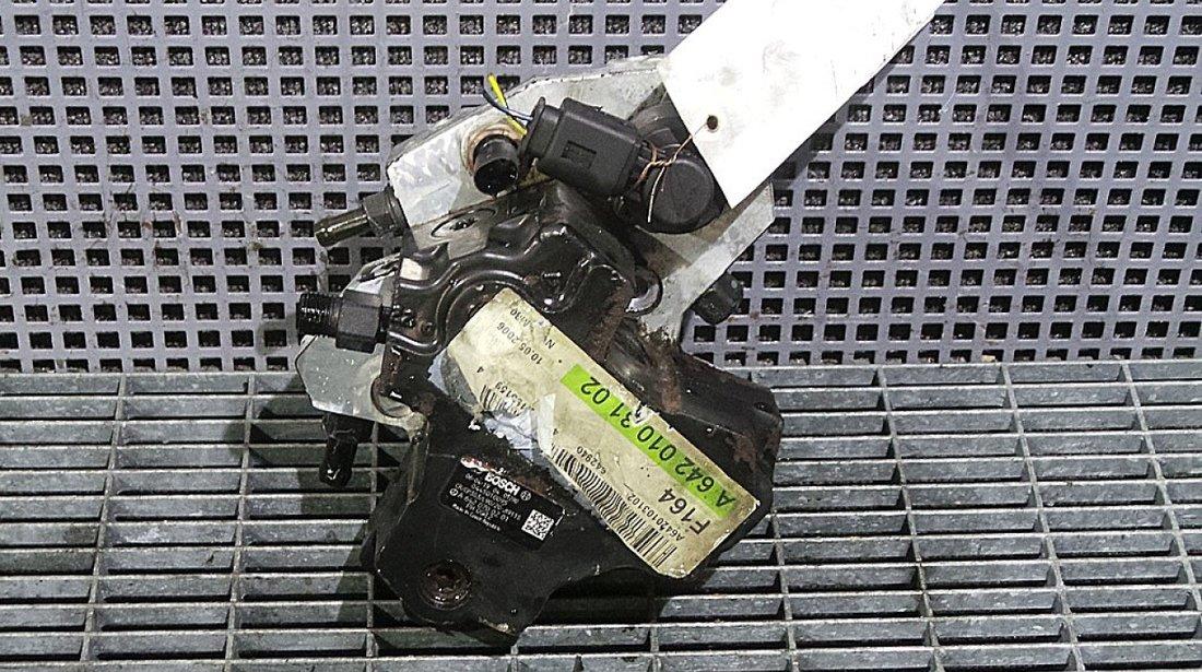 POMPA INALTA PRESIUNE MERCEDES-BENZ M-CLASS (W164) ML 350 4-matic (164.186) benzina (2005 - 07-2011-12)