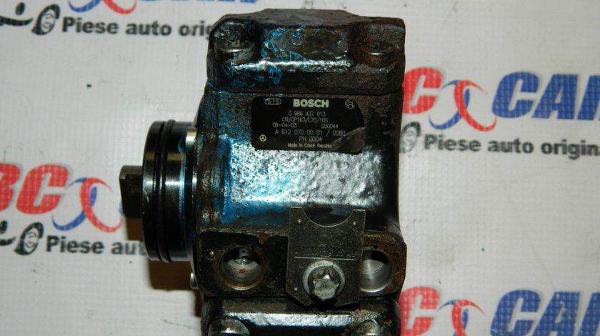 Pompa inalta presiune Mercedes C-Class W203 2001-2007 2.7 CDI Cod: A6120700001