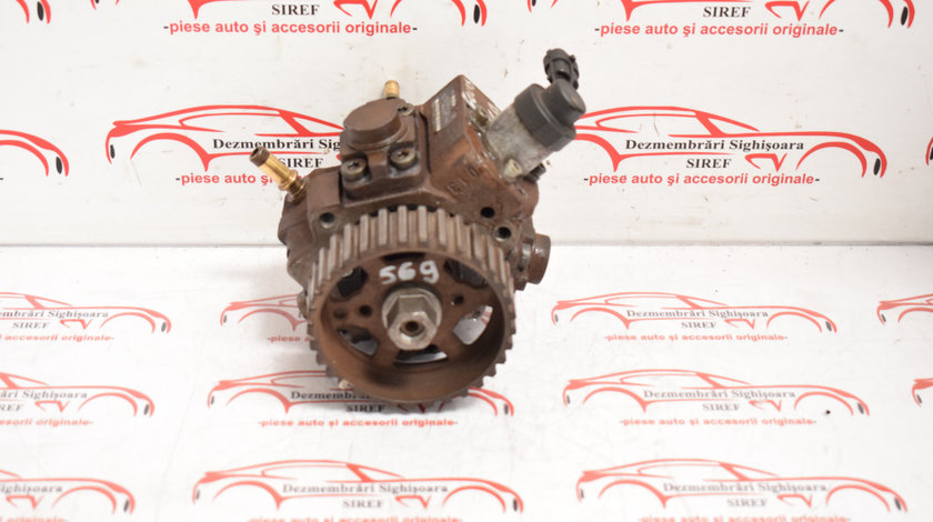 Pompa inalte Ford Focus 2 1.6 TDCI 0445010102 9683703780A 569