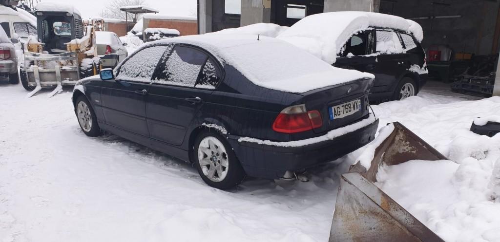 Pompa injectie BMW Seria 3 E46 2000 berlina 2.0