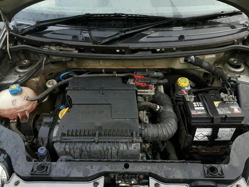 Pompa injectie Fiat Panda 2008 hatchback 1.4