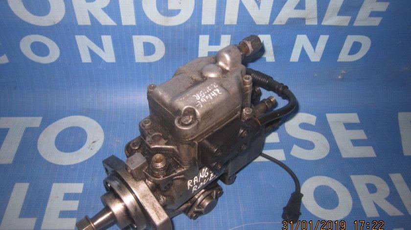 Pompa injectie Land Rover Range Rover 2.5d; Bosch 0460406994