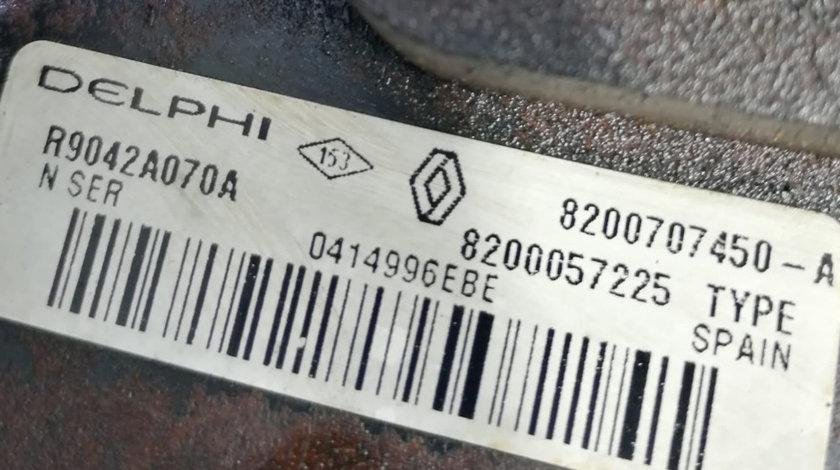 Pompa injectie Renault 1.5 DCI K9K 702 8200057225, 8200707450 A