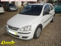 Pompa motorina Opel Corsa C 1 7 DI an 2001 1686 cmc 45 kw 68 cp tip motor Y17DTL motor diesel dezmembrari Opel Corsa C