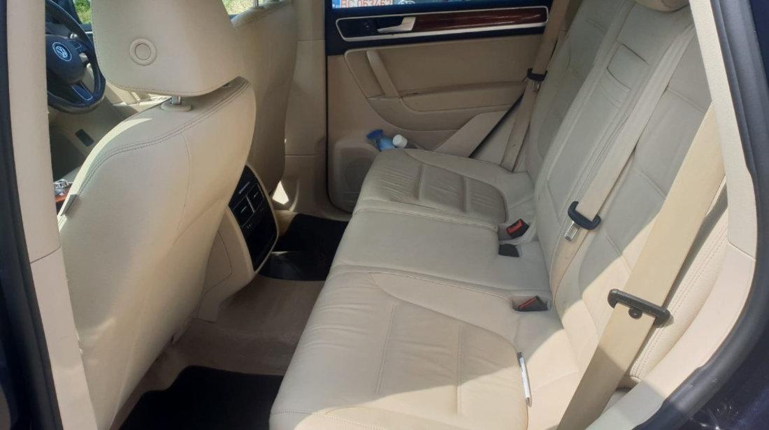 Pompa motorina rezervor Volkswagen Touareg 7P 2012 176kw 240cp casa 3.0 tdi