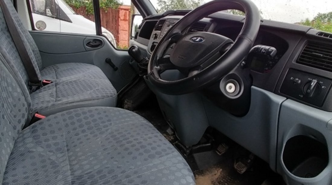 Pompa servodirectie Ford Transit 2009 Autoutilitara 2.4