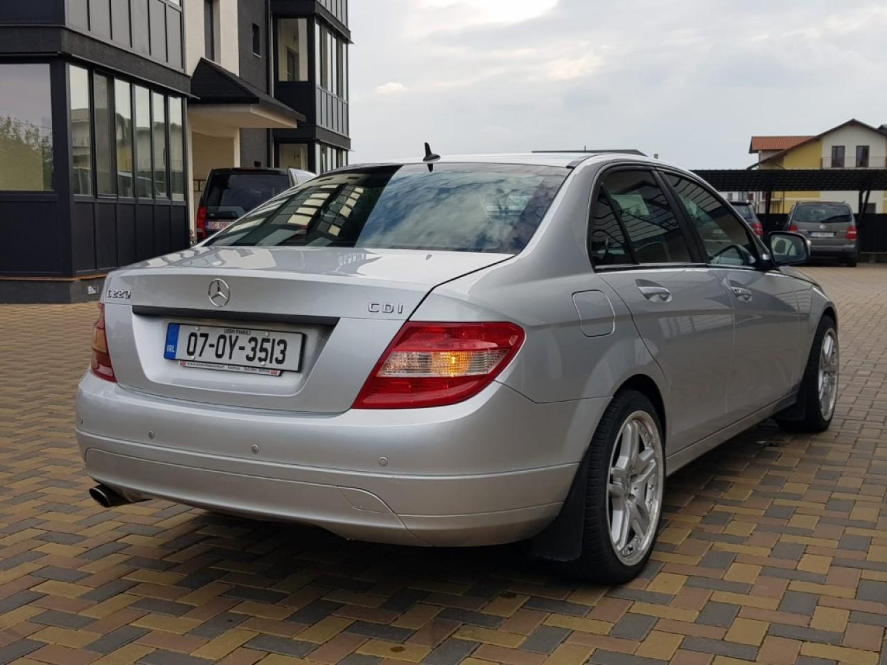 Pompa servodirectie Mercedes C-CLASS W204 2008 Berlina 2.2