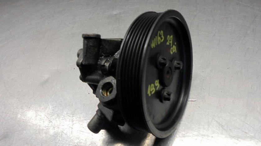 Pompa servodirectie Mercedes ML270 CDI w163