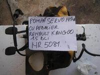 Pompa servofrana cu pedalier renault kangoo