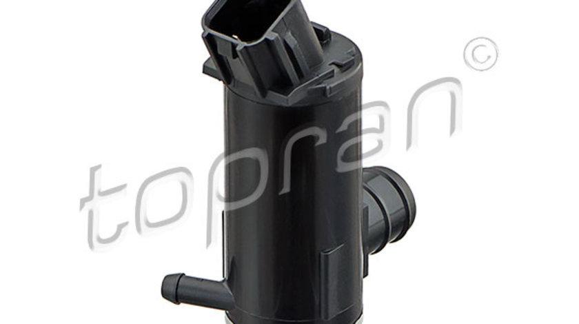 Pompa spalator parbriz fata (12V) HYUNDAI ACCENT II, I10, MATRIX, TUCSON; KIA PICANTO LIFTBACK-SUV