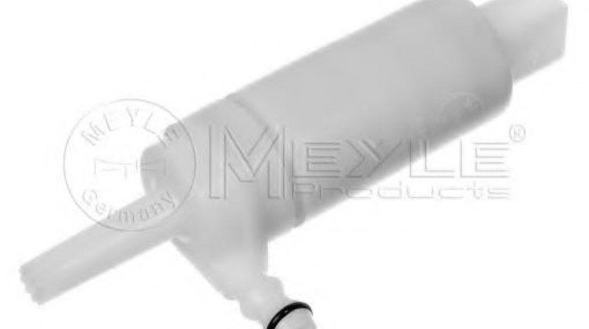 Pompa spalator parbriz MERCEDES C-CLASS Sportscoupe (CL203) (2001 - 2011) MEYLE 014 870 0000 produs NOU