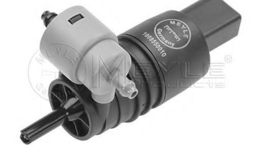 Pompa spalator parbriz VW TOUAREG (7LA, 7L6, 7L7) (2002 - 2010) MEYLE 100 955 0010 produs NOU