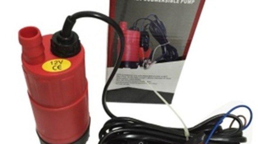 Pompa submersibila electrica transfer combustibil YB-20 12V AutoCars