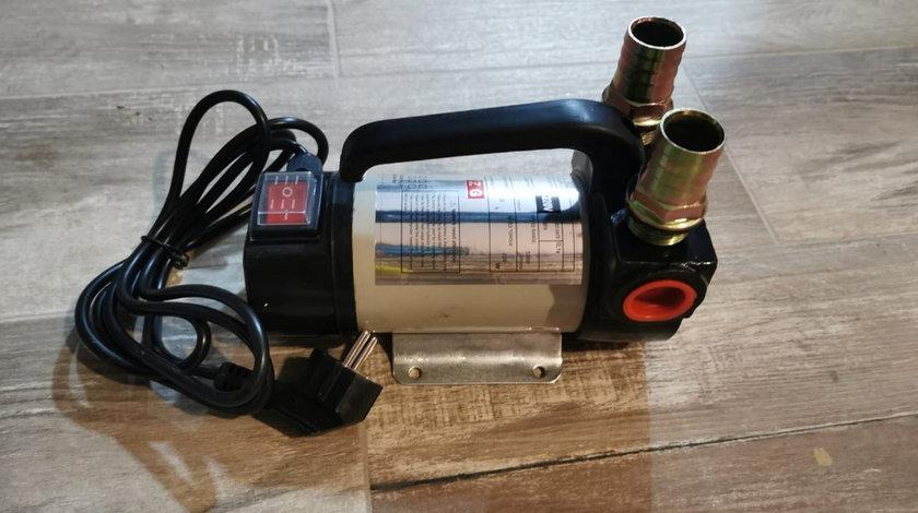 Pompa transfer Combustibil Lichid autoamorsabila la 220v